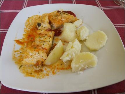 Bacalao - Portomarín