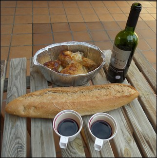 Cena - Masilla de las Mulas
