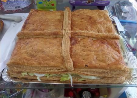 Empanada - Mansilla de las Mulas