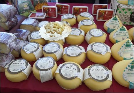 Feria de quesos - Astorga