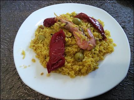 Paella - Cacabelos