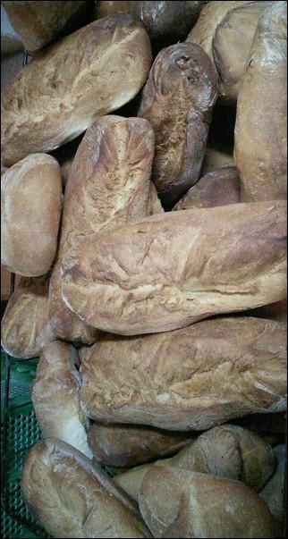 Pan de horno de leña - Santa Celia