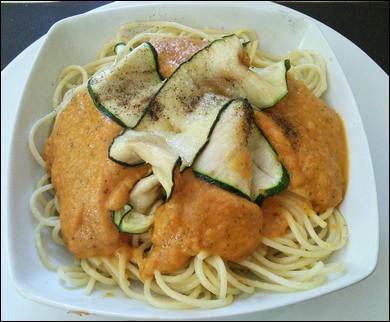 Pasta vegetal - Samos