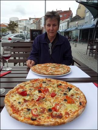 Pizza - Fisterra