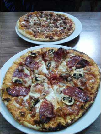 Pizza - Sahagún