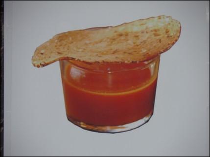 Sopa de trucha - Astorga