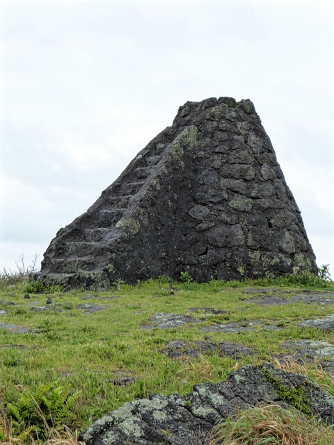 Private lighthouse, fisherman lit it before going to sea at night