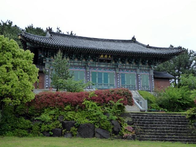 Cheonje-sa Temple