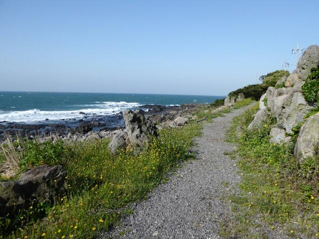 Route 4 coastal path