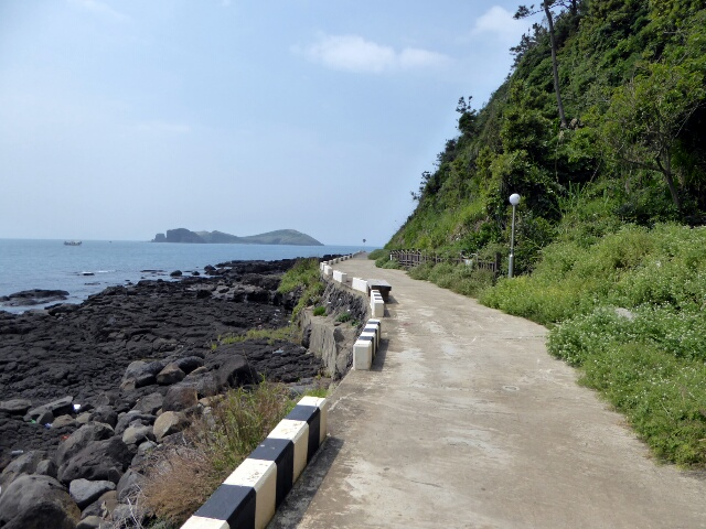 Route 12 coastal path