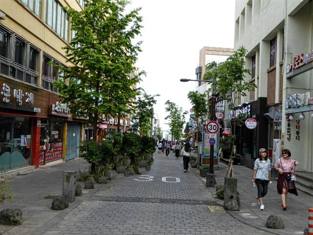 Seogwipo Street