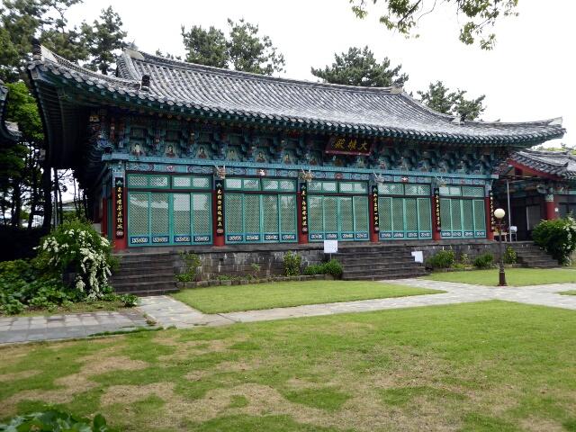 Seongwangsa Temple