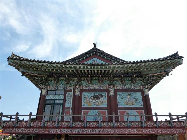 Seonwoonjeong-sa Temple
