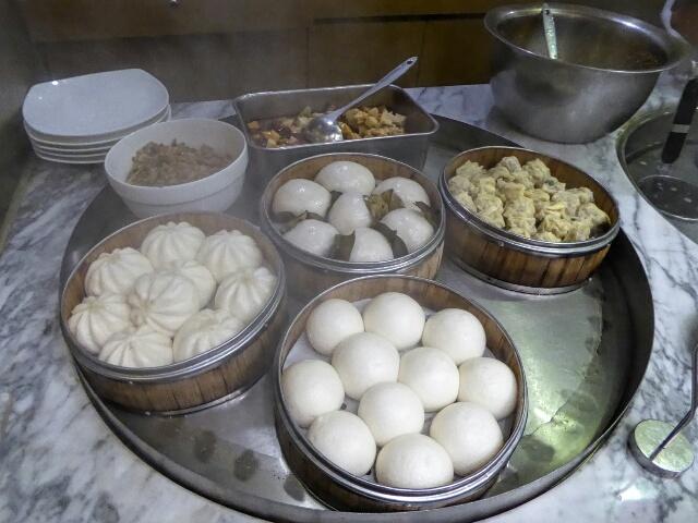 Chengdu breakfast