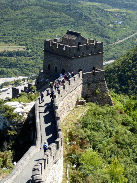 Great Wall Tower