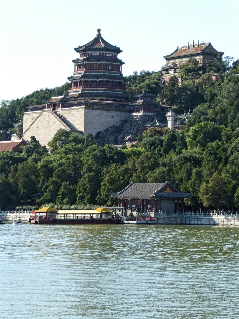 "Summer Palace ""is a masterpiece of Chinese landscape garden design"