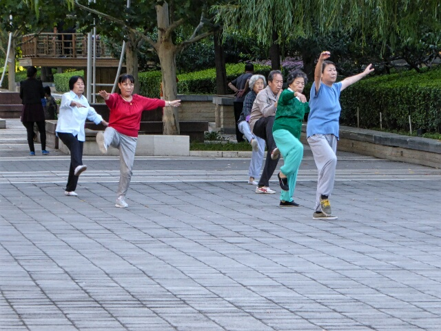 China would not be the same without Tai chi