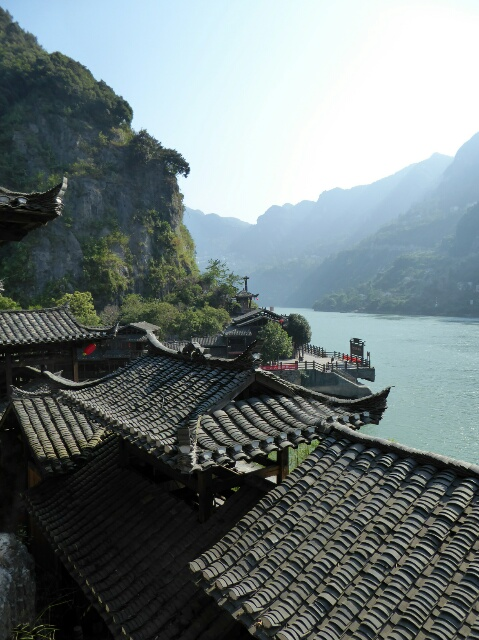 ... along the Yangtze