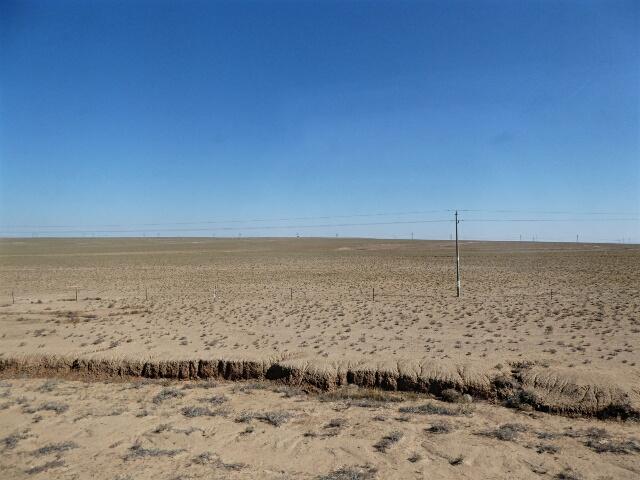 ... become the Gobi Desert