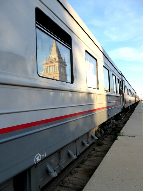 We board the Russian train just over the Mongolian border at Zamin-uud