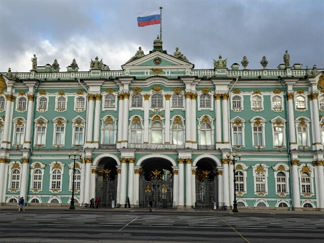 Hermitage - one of the world's largest and oldest museums, founded 1764