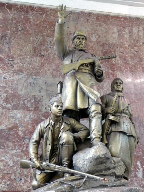 Russian Revolution Heroes