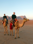 Wadi Rum to the Dead Sea