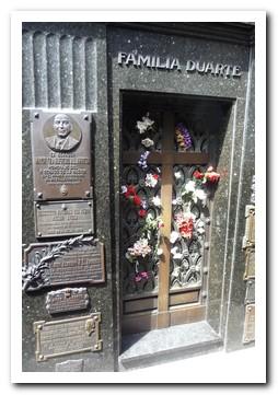 Crypt of Eva Peron (Evita)