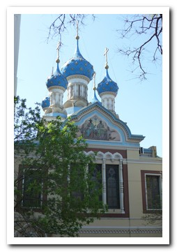 Russian Church in San Telmo