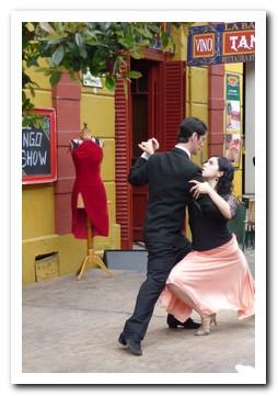 More Tango at La Boca
