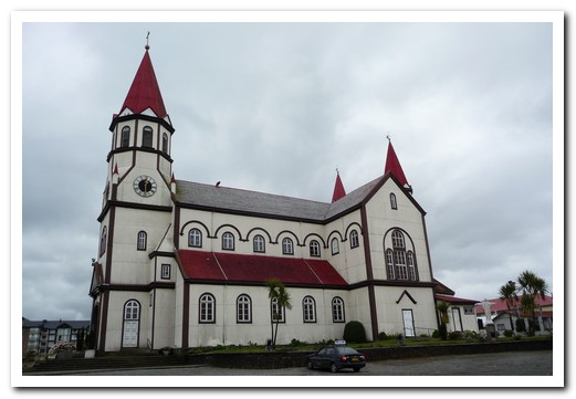 Cathedral at Puerto Varas