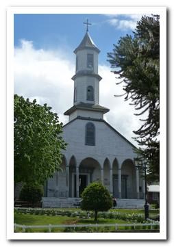 Church at Dalcahue (1849)