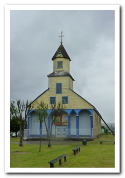 Church at Llau Llao