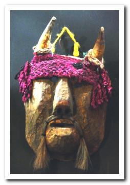 Macuche mask