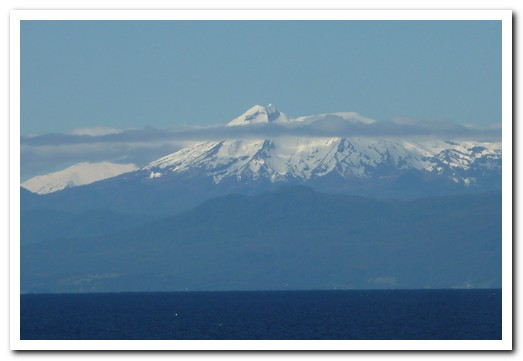 Leaving Puerto Montt behind