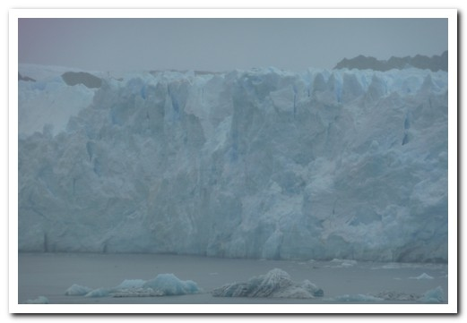 Pio XI Glacier - just a small part of it