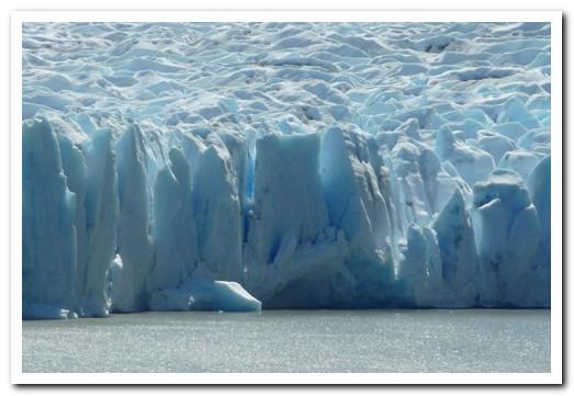 Closer to the Glacier Grey