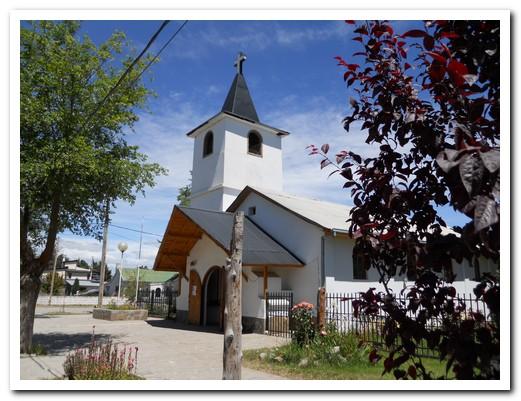 Church at Esquel