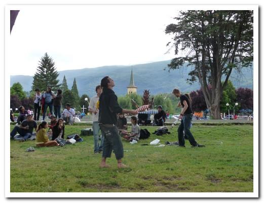 El Bolsón hippy scene