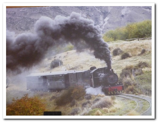 The old Patagonia Express