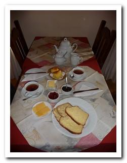 Welsh afternoon tea, part 1