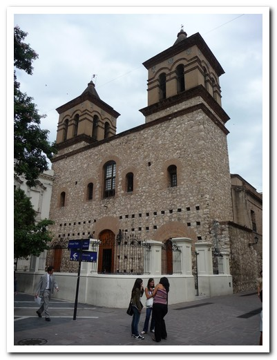 World Heritage Jesuit Block in Cordoba