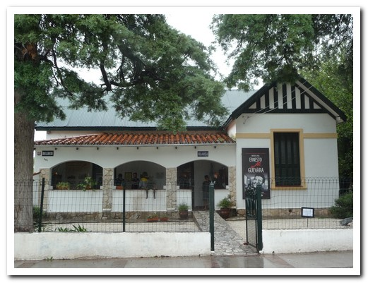 Che Guevara museum, his family home