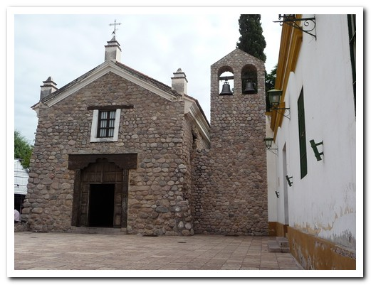 The first Monastery in Argentina, 1623