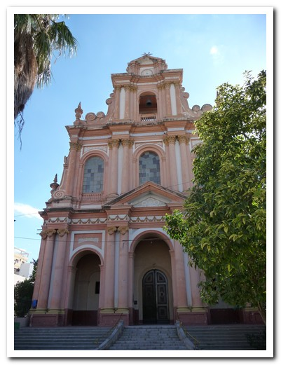 Monastery at Catamarca