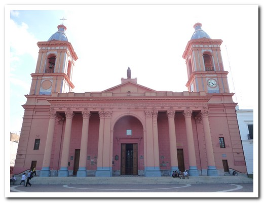 Cathedral at Catamarca