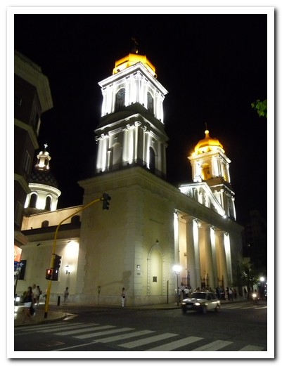 Cathedral at Tucumán