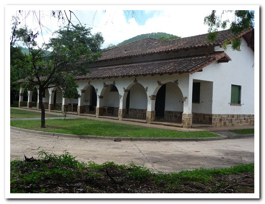 Colonial building in Salta