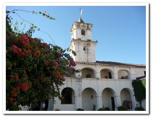 Salta´s old Town Council is the best preserved colonial building in Argentina