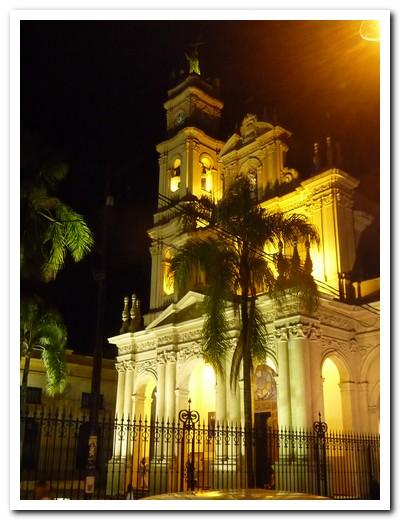 Church at Jujuy
